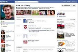 New Facebook Profile Pages Revealed