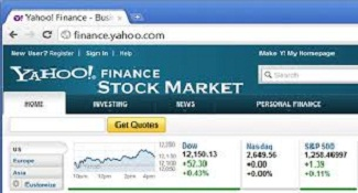 Yahoo Finance Real-Time Stock Quote