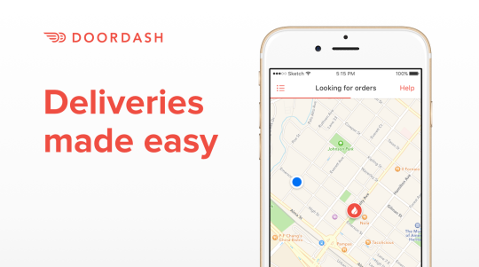The New Dasher App for Easy Delivery