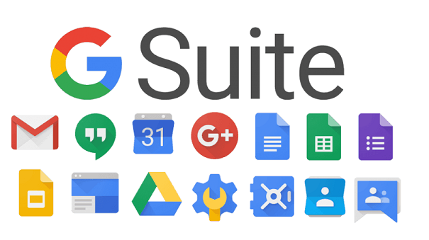 G Suite Benefits for Business