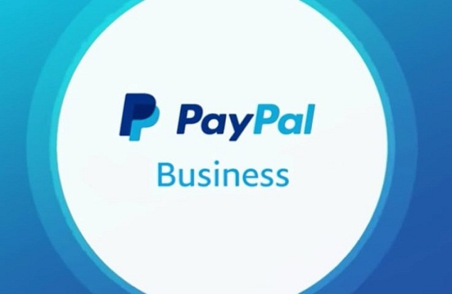 PayPal Business Account.