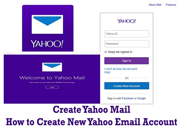 Procedure for Yahoo Mail Account Creation
