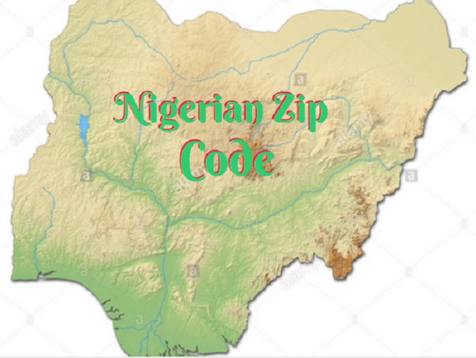 Zip code Nigeria