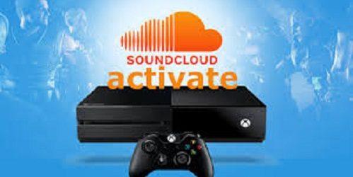 SoundCloud Activate Xbox One App