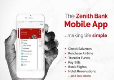 Zenith Bank Mobile App Download 2020