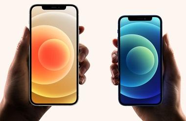 Apple iPhone 12 and iPhone 12 mini