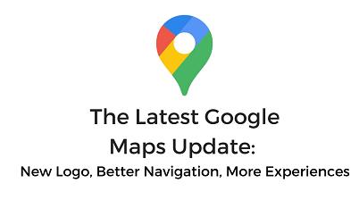 Google Maps New Update 2020