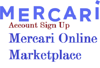 Mercari Account Sign up for Starters