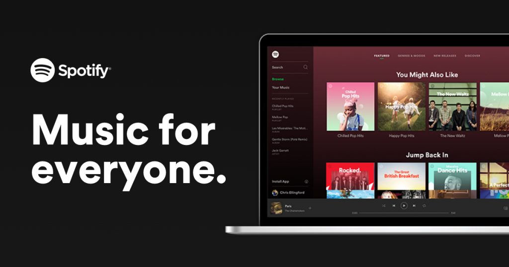 Spotify Web Player Login 2020