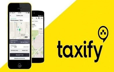 Taxify App Online Cab Booking App