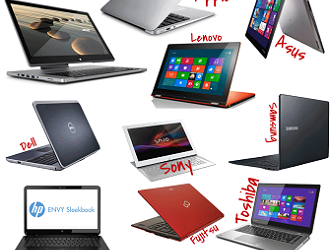 Best Computer Brands and Laptop Manufacturers