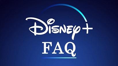 Disney+ FAQs