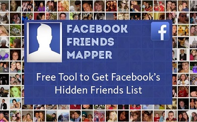 Facebook Friend Mapper Facebook Friend Mapper Extension Facebook Hidden Friends