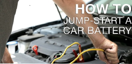 How to Jump-Start a Car Dead Battery