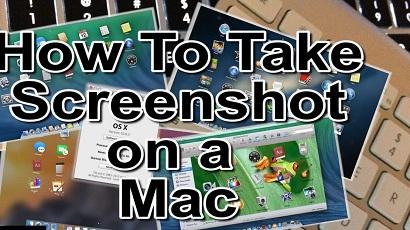 Mac Screenshot How to Take and Edit Screenshots on a Mac