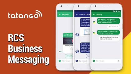 RCS Messaging On Your Phone