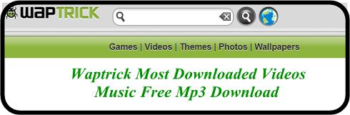 Waptrick Free Games Download