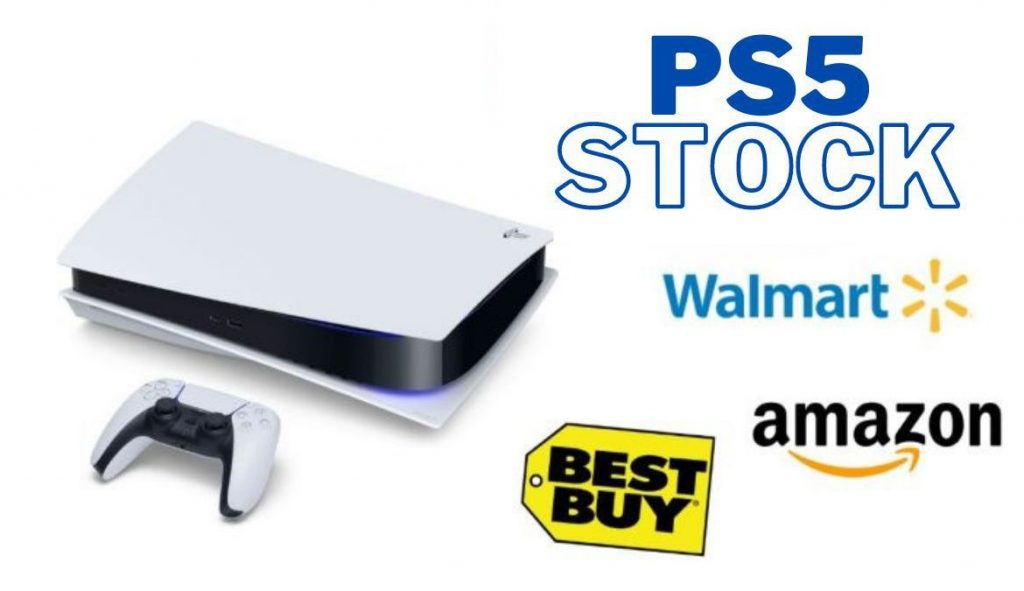 Where to buy PS5 Update to restock