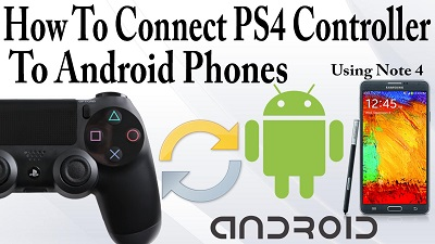 How to Connect A PS4 Controller to an iPhone, iPad, Tablets, PC, or Android Device
