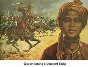 Powerful African Queens in History - Amina the Queen of Zaria Nigeria