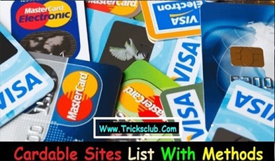 Best Cardable Sites 2021