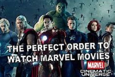 How to Watch All 24 Marvel Movies in Order