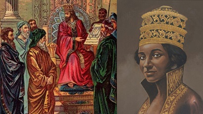 Makeda - the Queen of Sheba (960 BC)
