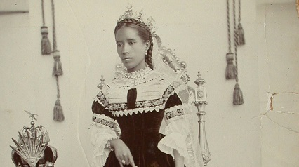 Queen Ranavalona is the first in Madagascar
