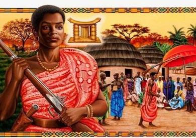 Yaa Asantewa - Ashanti kingdom, Ghana