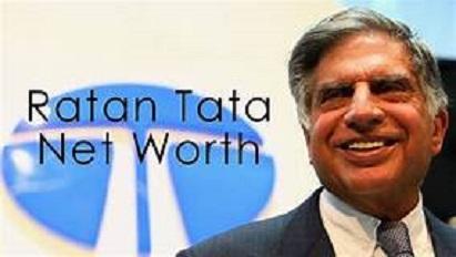 Ratan Tata Net Worth 2021