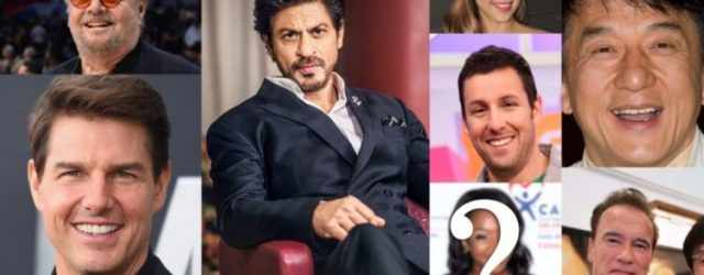 Richest Actors in the World 2021