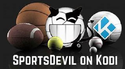 SportsDevil Kodi Addon on FireStick 2021