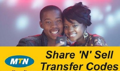 MTN Share 'n Sell 2021