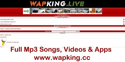 Wapking mp3 Song Download Wapking 2021