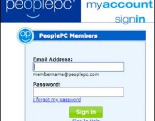 Peoplepc Webmail Login Email User Sign In