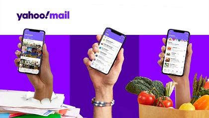 Yahoo Mail latest version