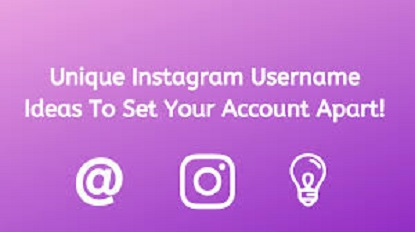 20 Unique Username Ideas for Instagram 2021