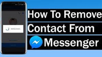 How to Delete Someone from Messenger In 2021