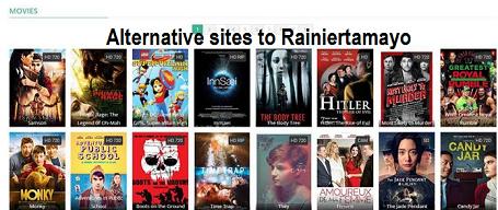 Rainiertamayo Movies Alternative Sites like Rainierland Tamayo Free Movie