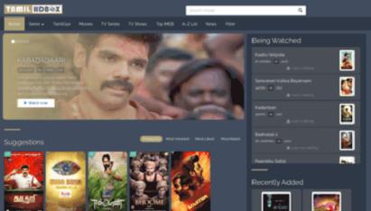 TamilDbox Movies 2021