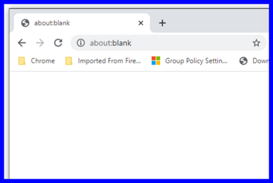 What is About Blank Should You Remove AboutBlank