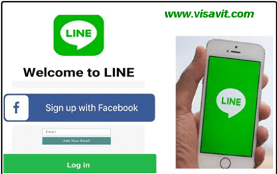 Line Sign Up with Email 2021
