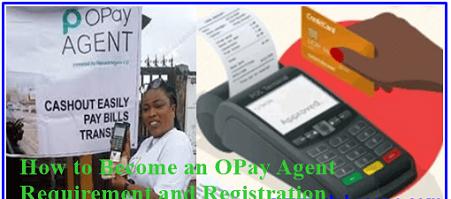 Opay POS Request, Application Form & Registration