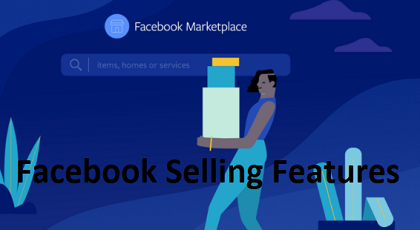 Facebook Selling Features How to Turn Off or Turn on