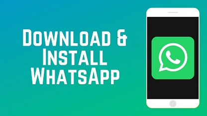 How to install WhatsApp on your smartphone 2021
