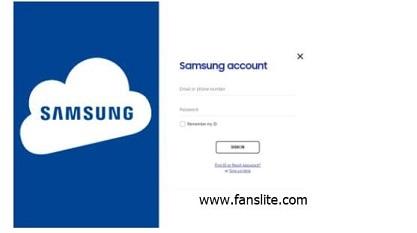 Samsung Cloud Login 2021
