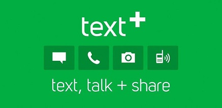 TextPlus for Palm OS Get Unlimited Free Text and Calls