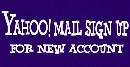 Yahoo Mail SignUp New Account 2021