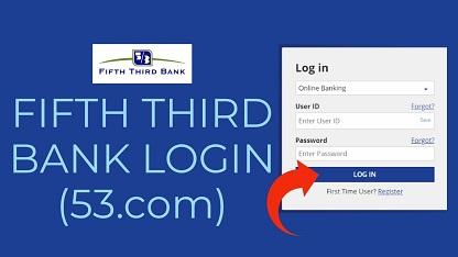 Fifth Third Bank Login Portal