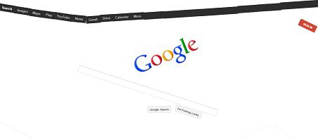 Google Gravity Google Anti-Gravity
